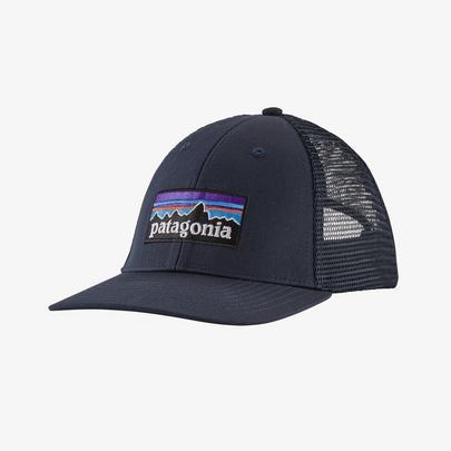Patagonia Unisex P6 Logo Lopro Trucker Hat – New Navy