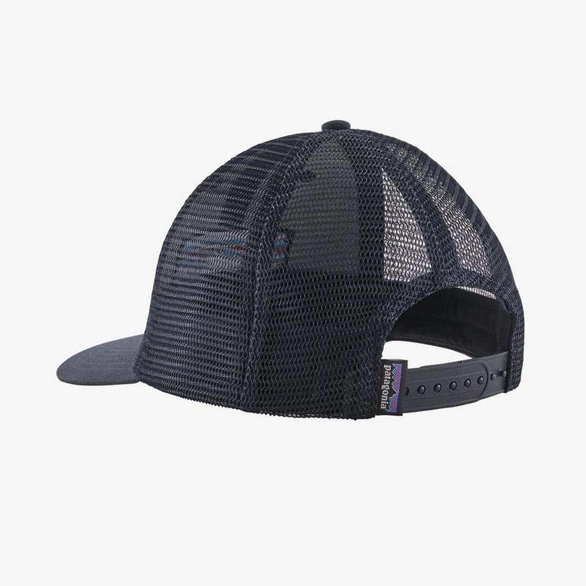 Patagonia U P6 Logo Lopro Trucker Hat ? Navy