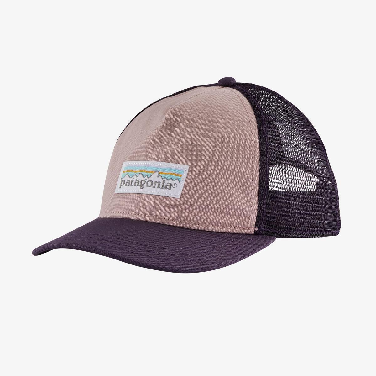 Patagonia Women's Pastel P6 Layback Truck Hat - Hazy Purple