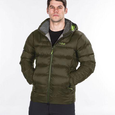 af5d19d81dd Green Rab Men s Axion Jacket ...