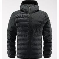 Men's Dala Mimic Hooded Jacket - Black