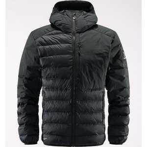 Men's Dala Mimic Hooded Jacket - Black