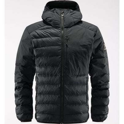 Haglofs Men's Dala Mimic Hooded Jacket - Black