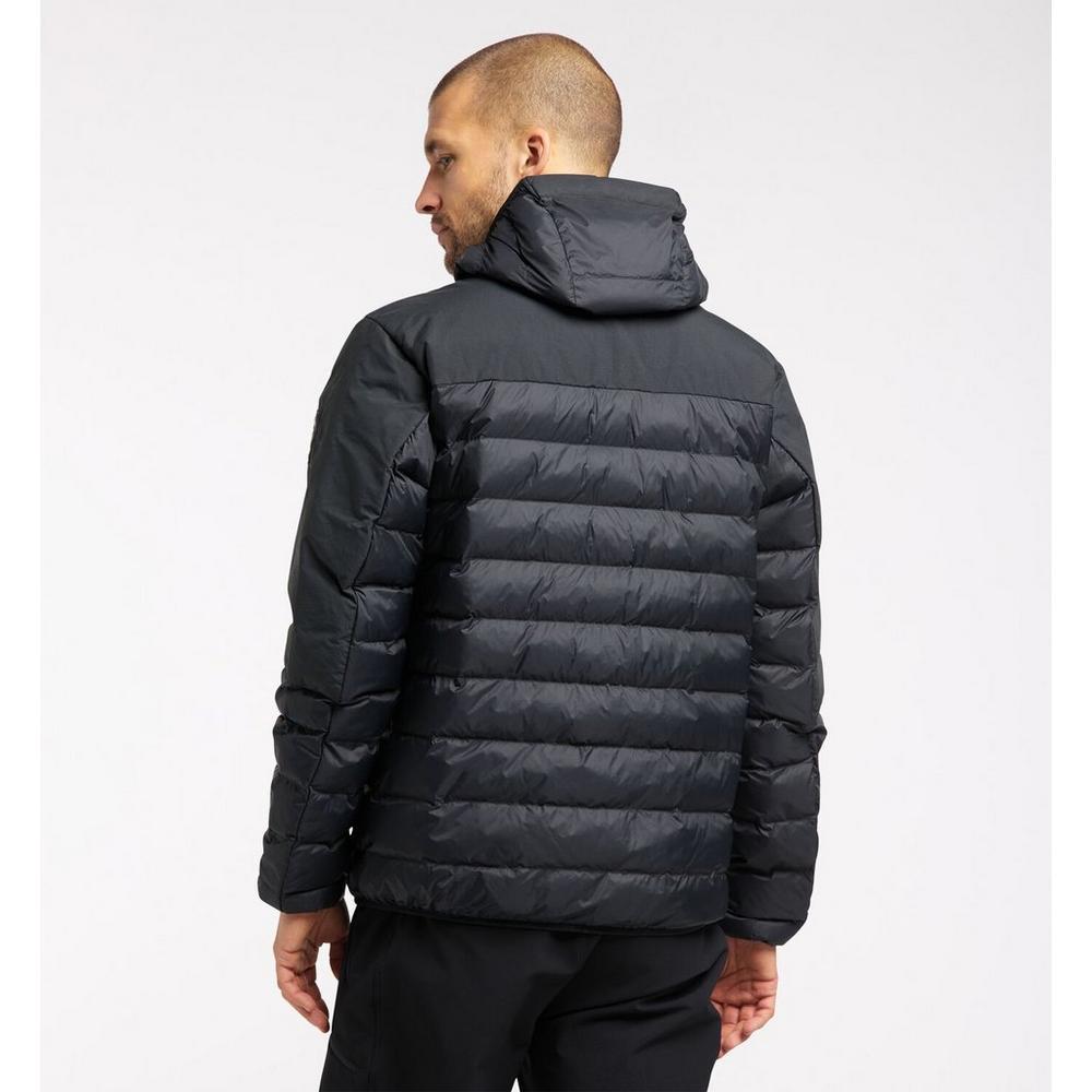 Haglofs Men's Dala Mimic Hooded Jacket - Black