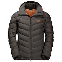 Men's Fairmont Down Jacket - Brownstone
