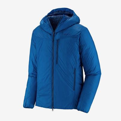 Patagonia Men's DAS Light Hoody - Blue