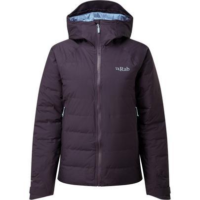 Rab Women's Valiance Jacket - Fig Purple