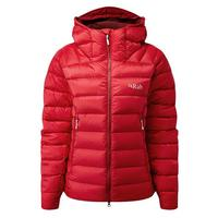 Women's Electron Pro Jacket - Ruby