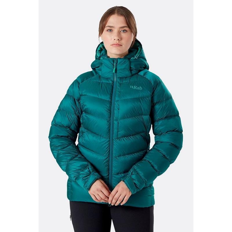 Women's Rab Axion Pro Jacket - Green