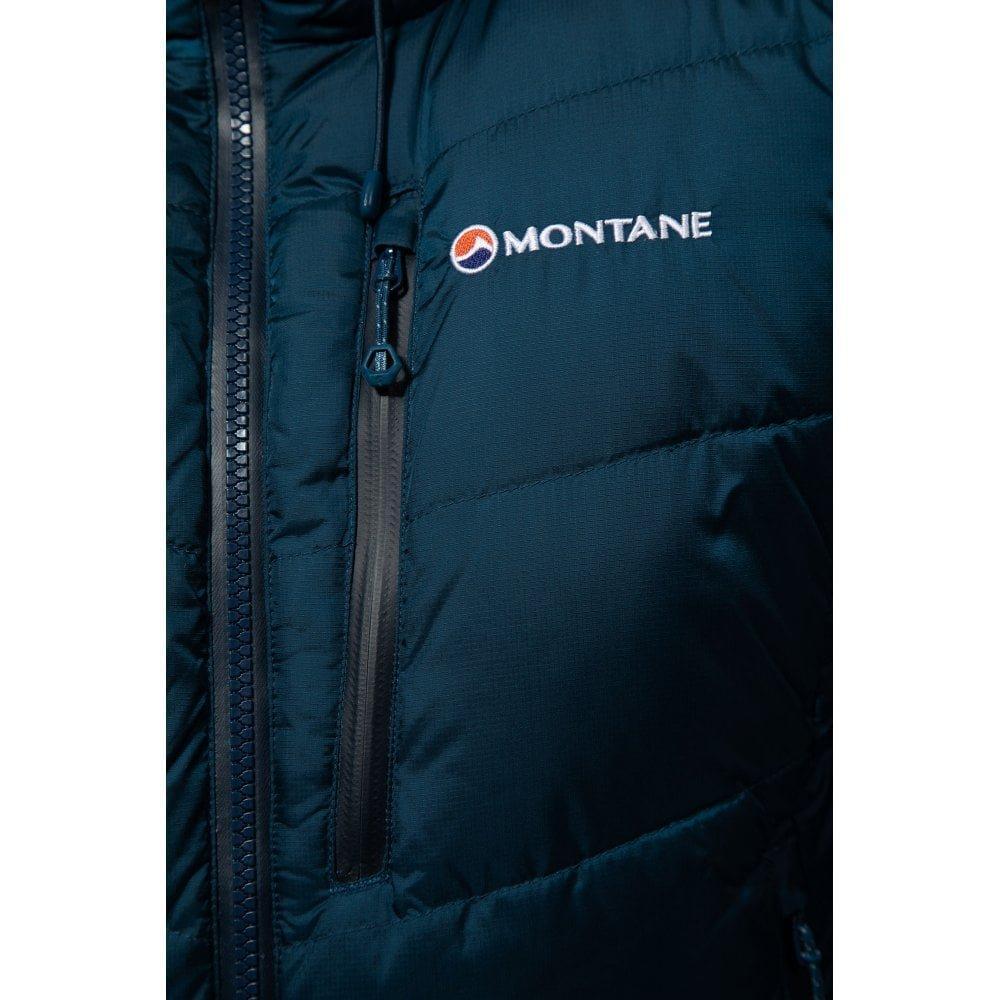 Montane Women's Resolute Down Jacket - Navy