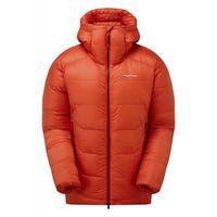 Men's Alpine 850 Jacket - Orange