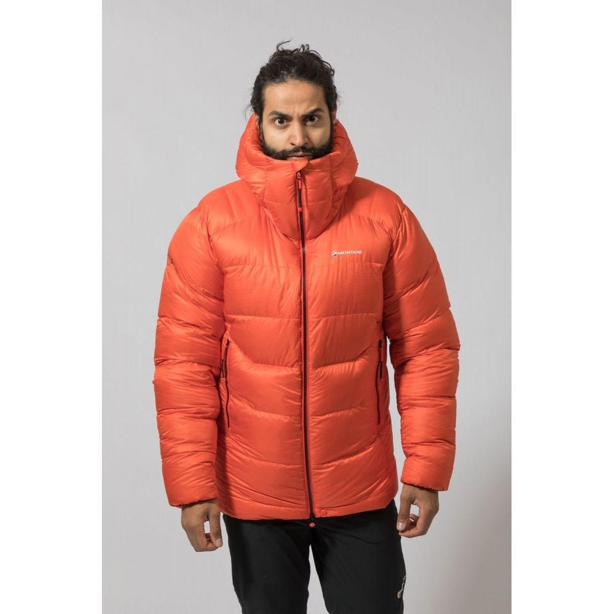 Montane Men's Alpine 850 Jacket - Orange