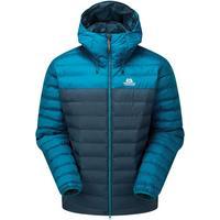 Men's Superflux Jacket - Majolica Mykonos Blue