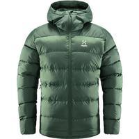 Men's Beild Down Hood Jacket - Green