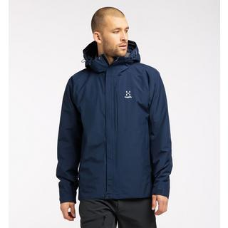 Men's Stratus Waterproof Jacket - Blue
