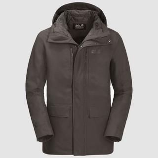 Men's West Coast Jacket - Brownstone