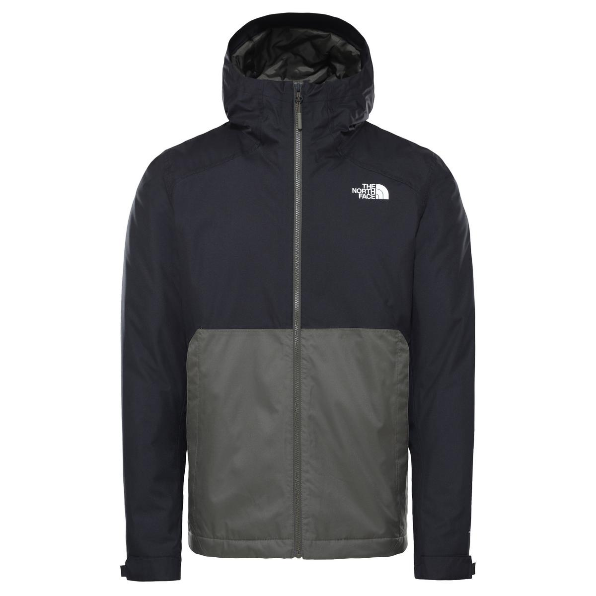 The North Face Men's Millerton Insulated Jacket - Green