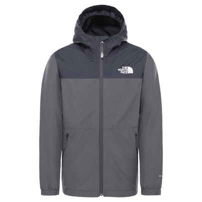 The North Face Boys Warm  Storm Jacket - Asphalt Grey Heather