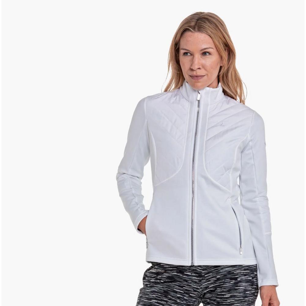 Schoffel FLEECE Jacket Women's Modena1 White