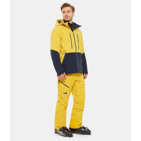 0669139feb01 Yellow The North Face Men s Anonym Jacket ...