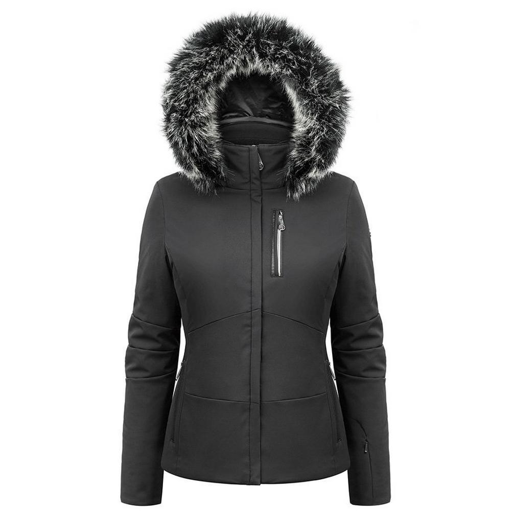 Poivre Blanc Stretch Ski Jacket Short