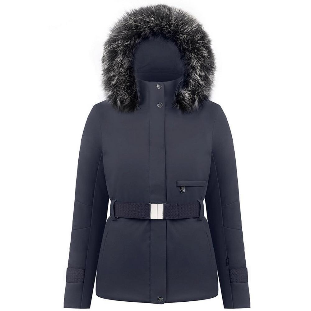 Poivre Blanc Stretch Belted Ski Jacket