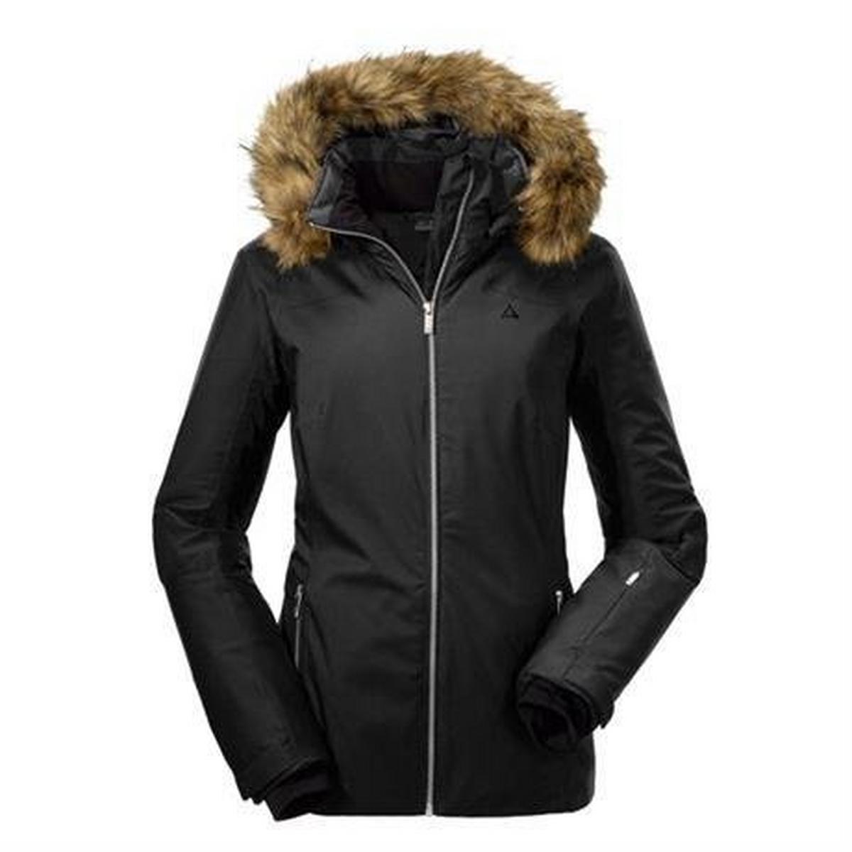 Schoffel SKI Jacket Women's Maria Alm Black