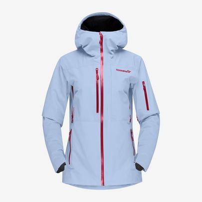 Norrona Women's Lofoten GTX Insulated Jacket - Serenity