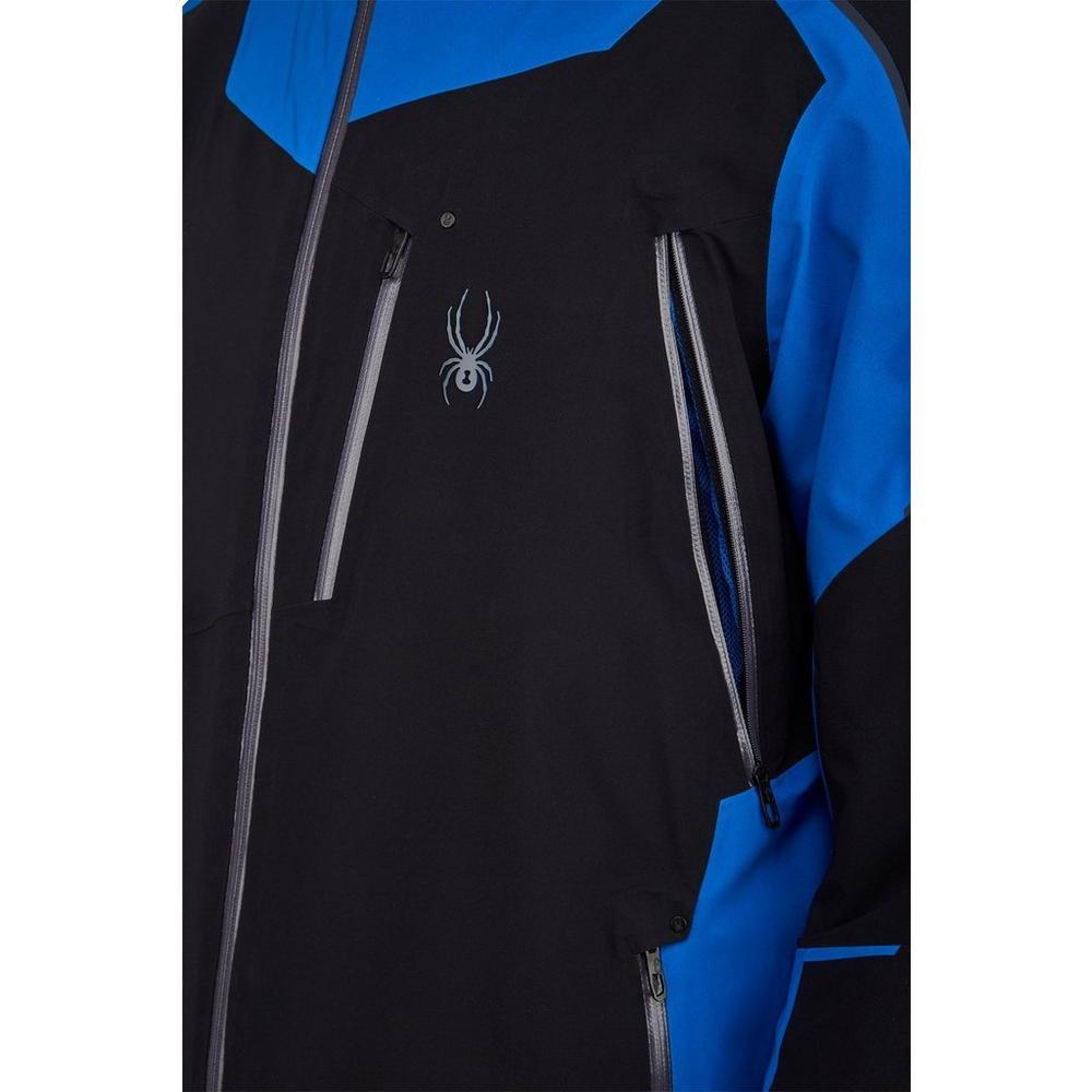 Spyder Leader GTX Jacket - Black Old Glory