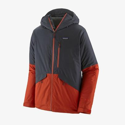 Patagonia Insulated Snowshot Jacket - Smolder Blue
