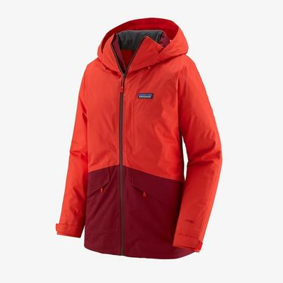 Patagonia Insulated Snowbelle Jacket - Catalan Coral