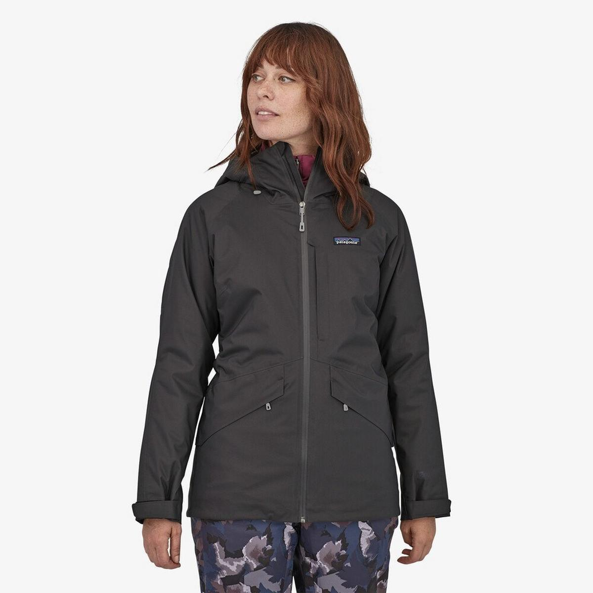 Patagonia Women's Insulated Snowbelle Jacket - Catalan Coral
