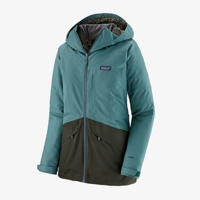 Patagonia Insulated Snowbelle Jacket - Regen Green