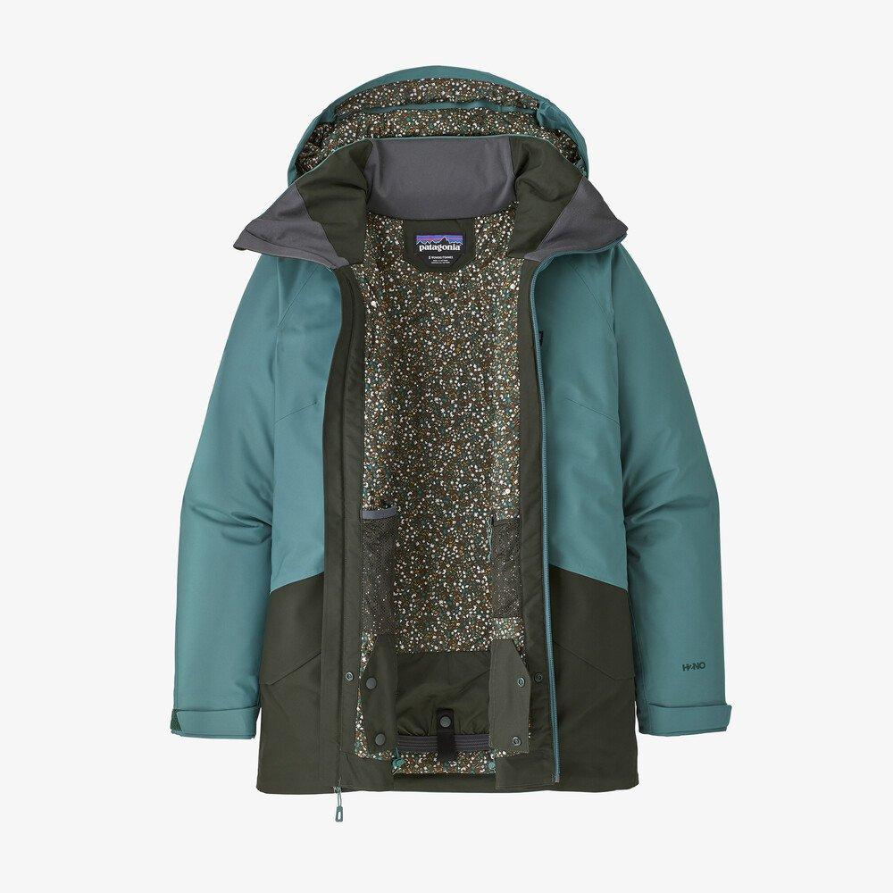 Patagonia Women's Patagonia Insulated Snowbelle Jacket - Green