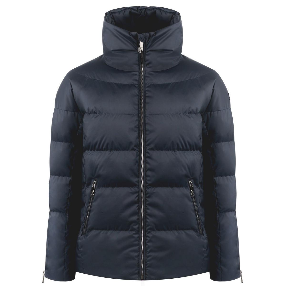 Poivre Blanc Women's Heat Generative Synthetic Down Jacket - Gothic Blue