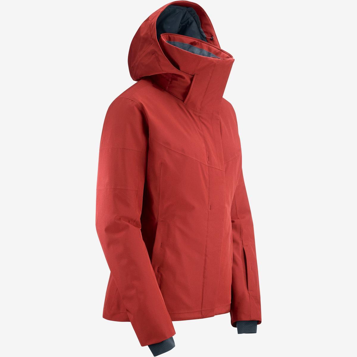 Salomon Women's Speed Jacket - Red Dahlia