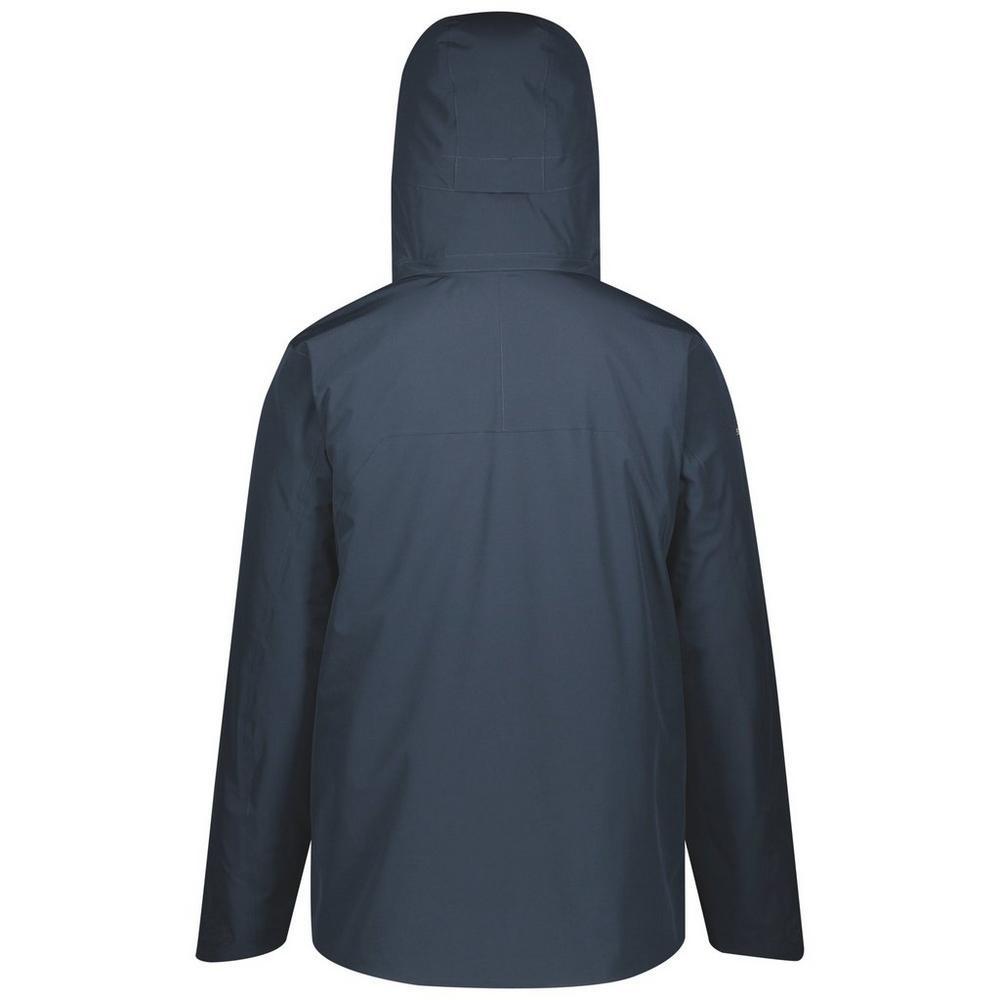 Scott Ultimate Dryo 10 Jacket - Dark Blue