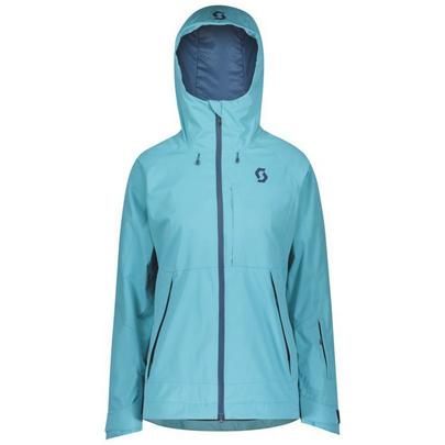 Scott Women's Ultimate Dryo Jacket - Bright Blue