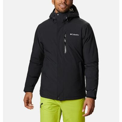 Columbia Men's Winter District Jacket - Black