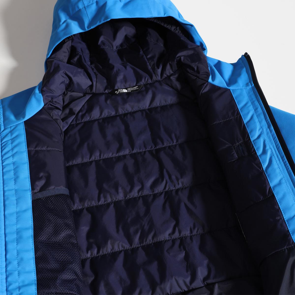 The North Face Kid's Chakado Insulated Jacket - Blue