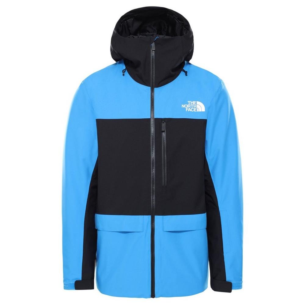 The North Face Men's Sickline Jacket - Clear Lake Blue/Black