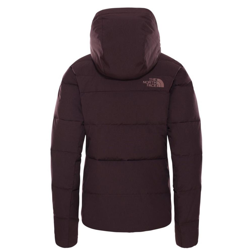 The North Face Women's Heavenly Down Jacket - Root Brown Heather