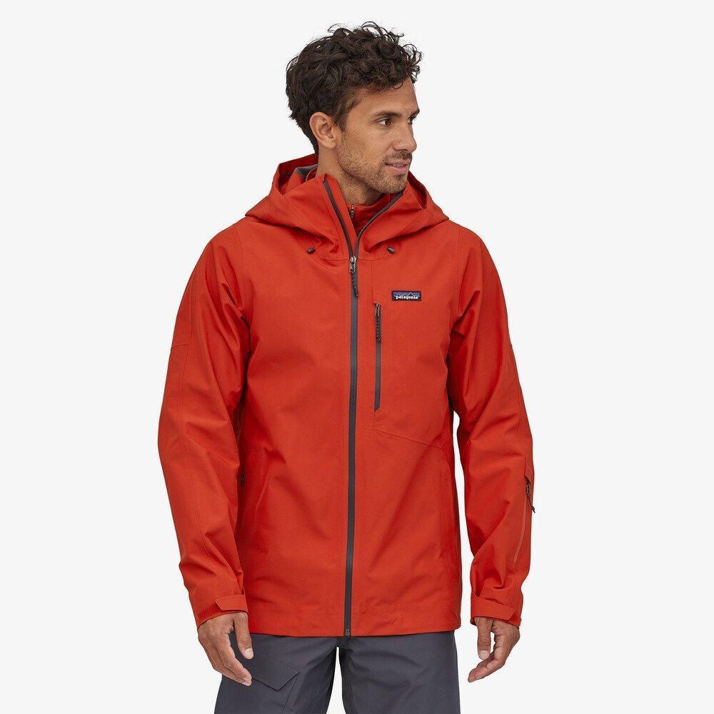 Patagonia Men's Patagonia Powder Bowl Jacket - Orange