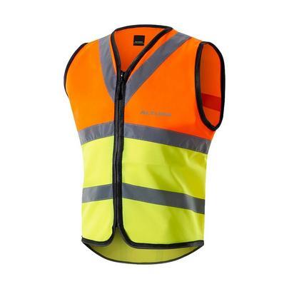 Altura Kids' Nightvision Safety Vest - Hi-Vis Yellow