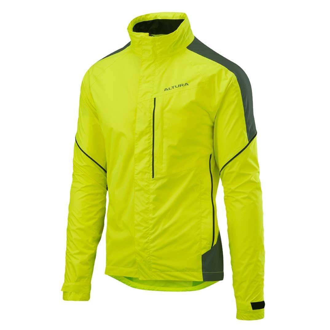 Altura Mens NV2 Vest Medium Hi-Viz Yellow//Black