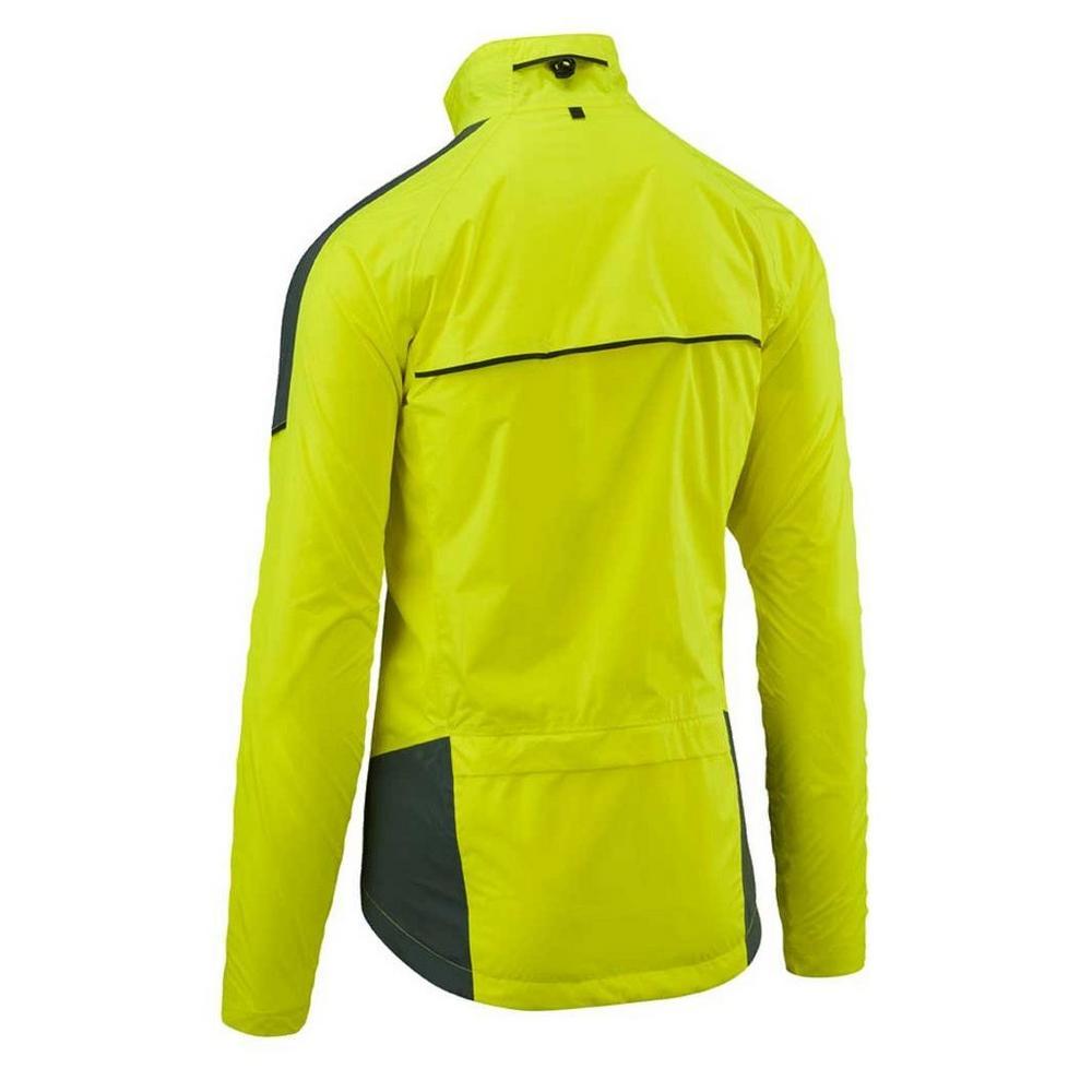 Altura Men's Nightvision Twilight Waterproof Jacket - Hi Vis Yellow