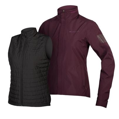 Endura Women's Urban 3-in-1 Waterproof Jacket