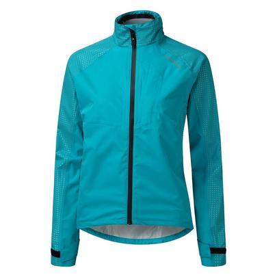 Altura Women's Nightvision Storm Waterproof Jacket - Teal
