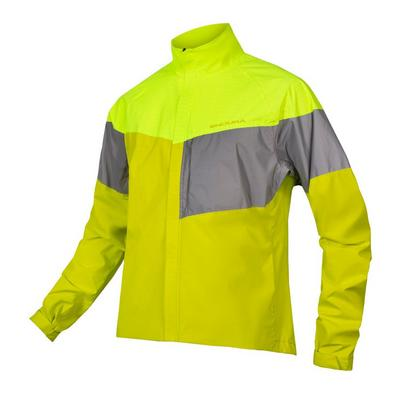 Endura Urban Luminite Jacket II - Hi Viz