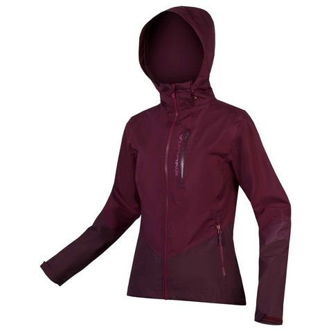 1eee5bffa Purple Endura Women s Singletrack II Waterproof Jacket ...